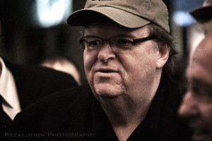 Michael Moore in the ... )