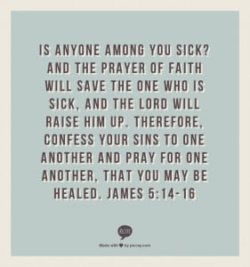 Bible Verses On Healing The Sick