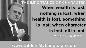 pray for the efforts of BGEA! Hope this quote from Rev.Billy Graham ...