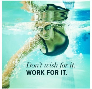 Nike Swimming Quotes Posted in fitness quotes