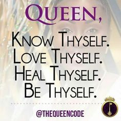 Because I am a queen!!!