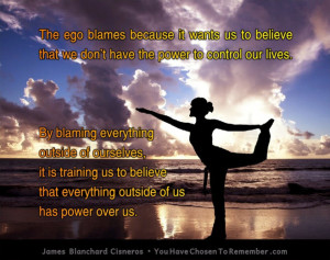 Inspirational Quote About Judgment by James Blanchard Cisneros, author ...