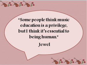 inspirational quotes about music teachers