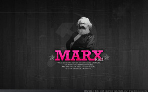 Karl Marx Quotes HD Wallpaper 5