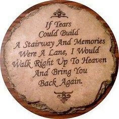 Memory quotes for Dad!