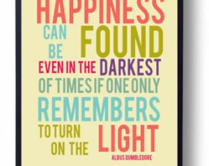 quote-Inspirational Quote-Encouraging Quote Harry potter gift book ...