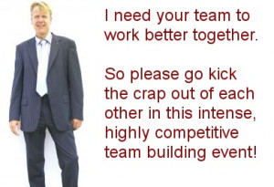 team building quotes sports