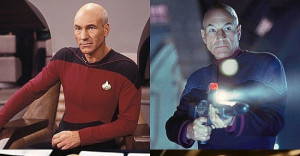 Related Pictures captain jean luc picard encounters a star trek fan