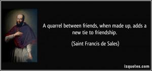 Quarrel Friendship Quotes