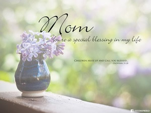 Christian Poems About Mothers