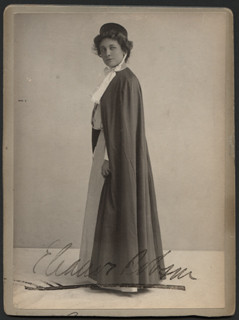 Autographs ELEANOR ROBSON BELMONT PHOTOGRAPH SIGNED
