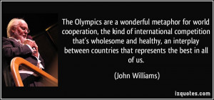 More John Williams Quotes