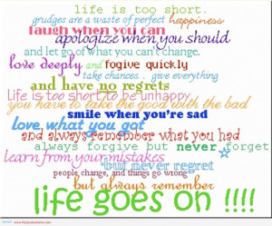 Life Lesson Quotes And Sayings