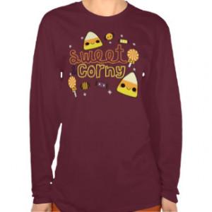 Sweet and Corny Treats Tshirt