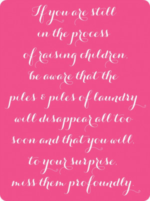 quotes about daughters growing up too fast