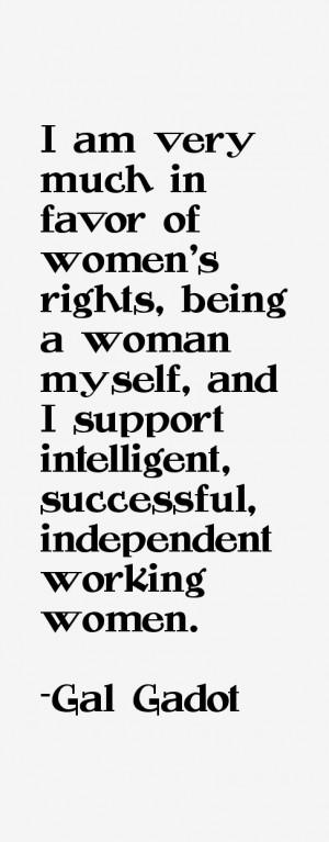 Gal Gadot Quotes amp Sayings