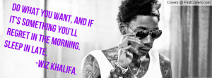 wiz khalifa cover photo quotes facebook cover cover 450695