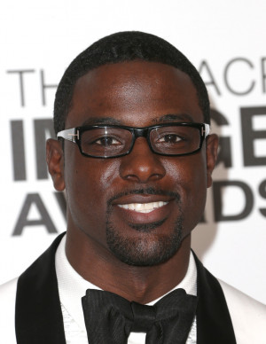 Lance Gross Dating Tyler Perry
