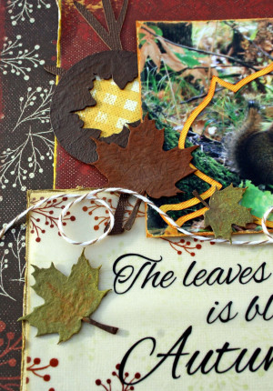 The Leaves are Falling - Quick Quotes Inspiration