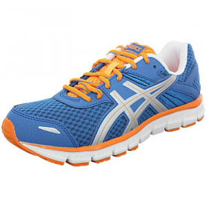 Baskets Asics Gel Zaraca bleu jeans Baskets running Asics Gel Zaraca