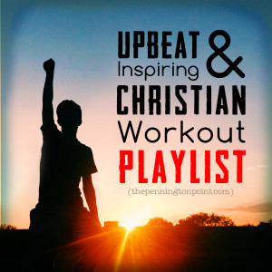 ... Christian workout playlist you'll love. #christianmusic #songideas #