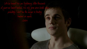 Godric Quote~ by crazy-font