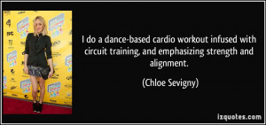 do a dance-based cardio workout infused with circuit training, and ...