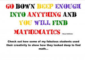 Math Quotes HD Wallpaper 2