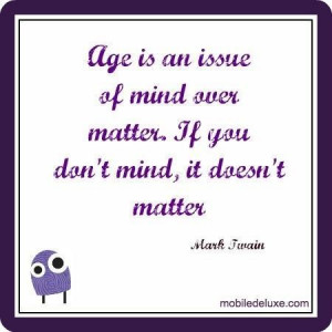 Age difference in love quotes & sayings