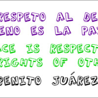 mexican quotes photo: Benito Juarez blank-9.png