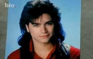 he played hair-obsessed Uncle Jesse on