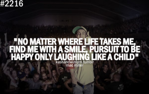 mac miller tumblr quotes