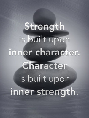 Strength/Character