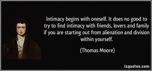... yourself. (Thomas Moore) #quotes #quote #quotations #ThomasMoore