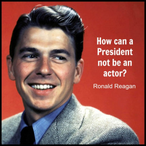 Ronald Reagan - Movie Actor Quote - Film Actor Quote #ronaldreagan