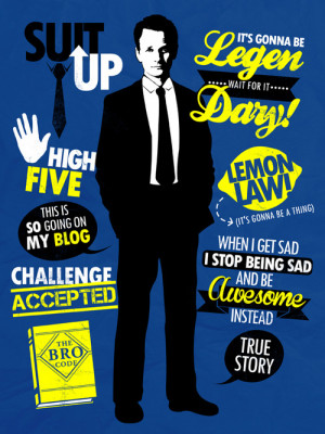 Barney Stinson's Unofficial Blog