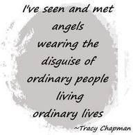 Angels are everywhere