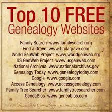 lds genealogy website 10 free genealogy websites