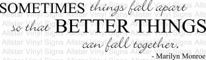 Quotes Things Fall Apart That Other Can Together