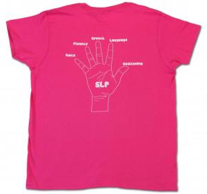 Speech Language Pathology Shirts