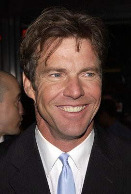 Dennis Quaid at event of The Rookie (2002)