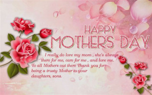 Meaningful Happy Mother's Day 2015 Greeting Messages