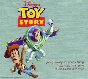 Toy Story Friendship Quotes Quote to remember: toy story