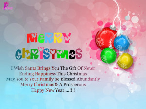 ... Wishes and Merry Christmas Greetings Quotes With Wishes Card Imges
