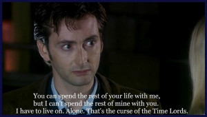Doctor Who Sad Quotes