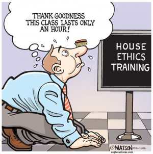 Cartoons About Ethics