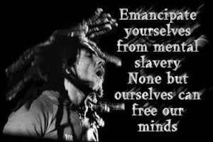 """On """" Redemption Song ,"""" Bob asked, """"How long shall they kill our ..."""