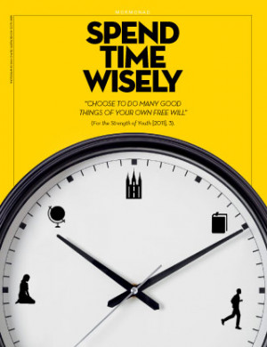 Poster: Spend Time Wisely