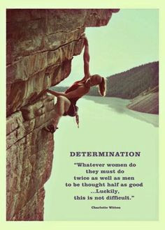 Love the quote and the rock. Must climb this. More