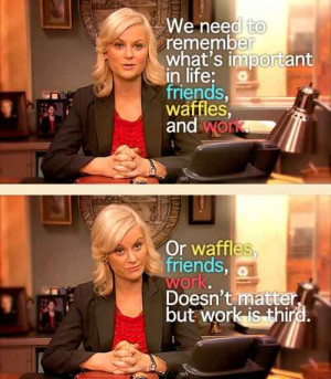 ... in life. | 23 Hilarious Amy Poehler Quotes To Get You Through The Day